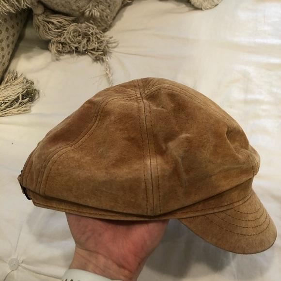 free people baker boy hat